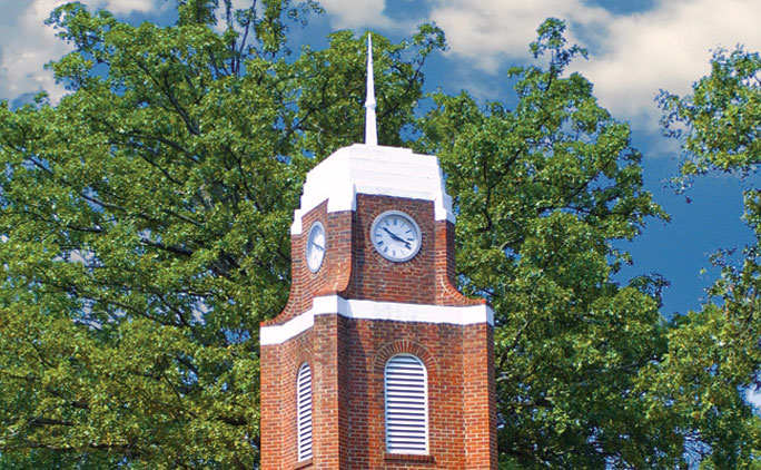 W. E. O&#8217;Bryant Bell Tower